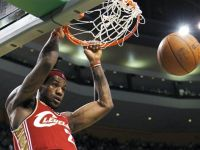 Cavs Roll Over Celtics with 20 Point Victory