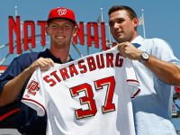 Stephen Strasburg: Seat Filler
