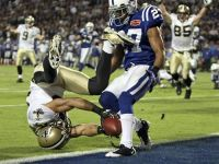 Saints, Colts Early Favorites To Win Super Bowl XLV