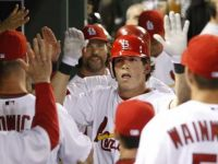 Rasmus Aides Cardinals to Win Over Royals