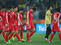 Where are Sepp Blatter's and FIFA's guts when it comes to North Korea?