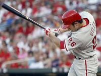 Chase Utley Eyes Return To Lineup