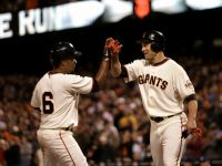 Giants Take Over First In NL West