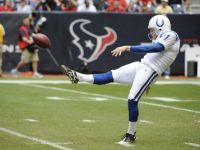 Colts Punter Swims Drunk in Canal, Gets Arrested