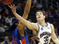 Fredette's Big Game Leads the Cougars