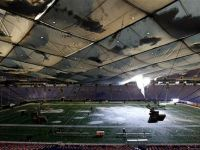 Vikings-Bears Moving Outside; Favre Might Play