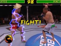 Mortal Kombat: The New MMA Version!