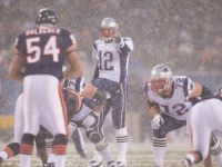 Patriots Clinch Playoff Berth, Falcons Almost In
