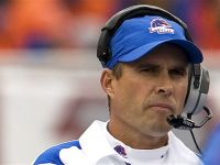 Chris Petersen Elects to Remain at Boise State