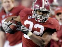 Alabama Loses Running Back to the Draft