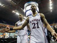 Elite Eight: Kansas (1) vs. VCU (11)