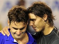 Nadal teaches Federer a lesson again