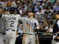 Devil Rays Knock Yankees Out of First; Jeter Gets 2,998