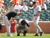 Jeter & A-Rod Both Hurt, Likely to Sit Again Monday