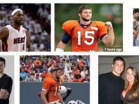 LeBron Defends Tebow on Twitter
