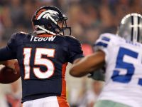 """Tebow """"A Work in Progress,"""" Says Broncos Coach"""