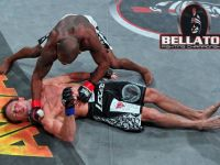 Bellator Champ Warren Knocked Out Cold