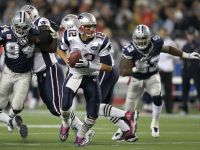 Brady, Patriots Top Cowboys With Last-Minute Touchdown