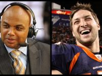 Tebow Voted America's Favorite Athlete; Charles Barkley Calls BS