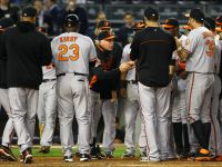 Orioles Pound Yankees For Showalter's 1000th; Hughes Struggles
