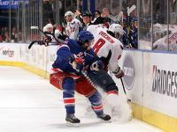 Ovechkin, Capitals Beat Rangers To Even Series 1-1