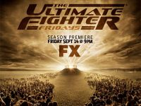 """UFC's """"The Ultimate Fighter"""" Premieres September 16"""