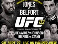 Fighters Break Down UFC 152