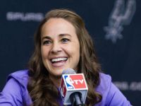 Becky Hammon NBA's first female assistant coach