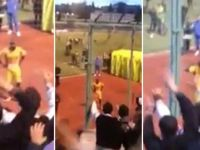 Cameroon soccer player killed by rock thrown from his own fans