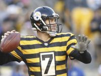 Pittsburgh Steelers' quarterback Ben Roethlisberger sets new NFL record