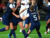 U.S. Women's Soccer team lose seven-year grip on number one ranking