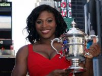 Why tennis player Serena Williams dominates her sport
