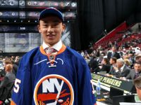 Misha Song makes history as first Chinese-born player drafted into NHL