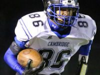 One-handed receiver sets High School Football Record