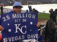 Man wins $2.75 million on pair of sports bets