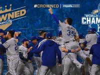Kansas City Royals win first Word Series in 30 years