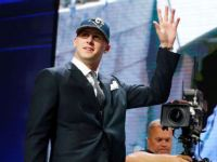 Quarterback Jared Goff goes first overall in NFL Draft