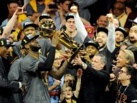 Cleveland Cavaliers make NBA history with Championship win