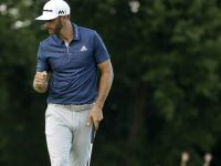 American golfer Dustin Johnson captures U.S. Open