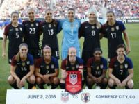 Judge rules U.S. Women's Soccer Team not allowed to strike